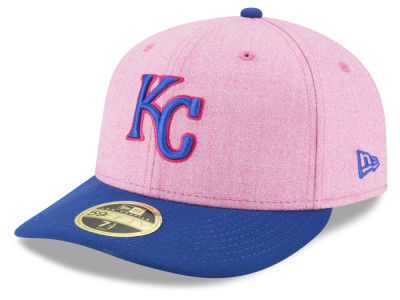Kansas City Royals New Era 2018 MLB Mothers Day Low Profile 59FIFTY Cap