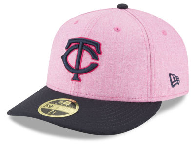 Minnesota Twins New Era 2018 MLB Mothers Day Low Profile 59FIFTY Cap