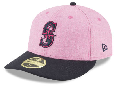 Seattle Mariners New Era 2018 MLB Mothers Day Low Profile 59FIFTY Cap