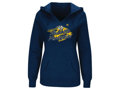 Nashville Predators NHL Women's Gameday Glam Hoodie