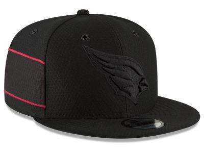 Arizona Cardinals New Era 2018 Official NFL Color Rush 9FIFTY Snapback Cap