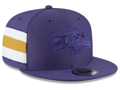 Baltimore Ravens New Era 2018 Official NFL Color Rush 9FIFTY Snapback Cap