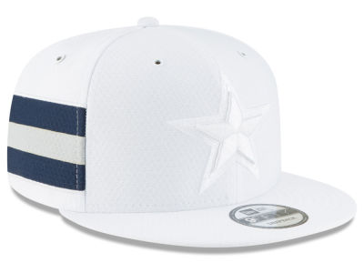 Dallas Cowboys New Era 2018 Official NFL Color Rush 9FIFTY Snapback Cap