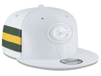 Green Bay Packers New Era 2018 Official NFL Color Rush 9FIFTY Snapback Cap