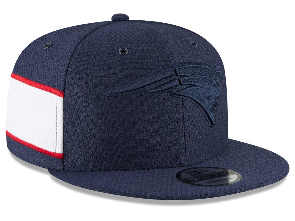 New England Patriots New Era 2018 Official NFL Color Rush 9FIFTY Snapback  Cap  f8189c6e92