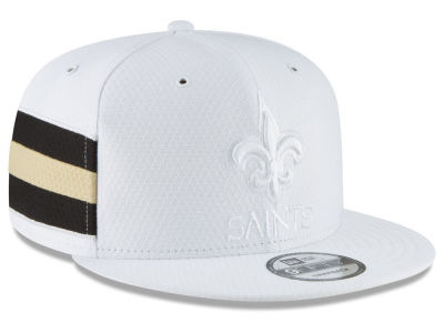 New Orleans Saints New Era 2018 Official NFL Color Rush 9FIFTY Snapback Cap