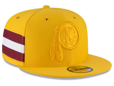 Washington Redskins New Era 2018 Official NFL Color Rush 9FIFTY Snapback Cap