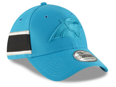 Carolina Panthers New Era 2018 Official NFL Color Rush 39THIRTY Cap