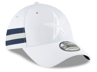 Dallas Cowboys New Era 2018 Official NFL Color Rush 39THIRTY Cap