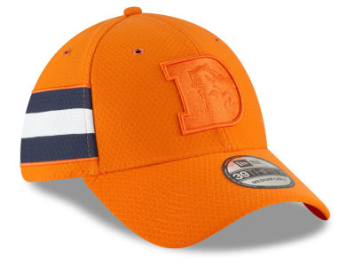 Denver Broncos New Era 2018 Official NFL Color Rush 39THIRTY Cap