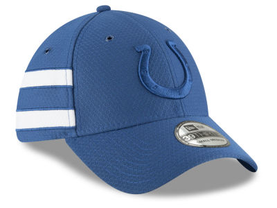 Indianapolis Colts New Era 2018 Official NFL Color Rush 39THIRTY Cap