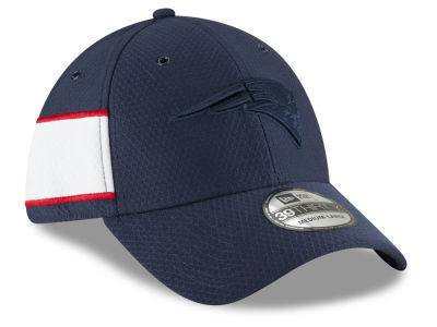 96d00e668 New England Patriots New Era 2018 Official NFL Color Rush 39THIRTY Cap