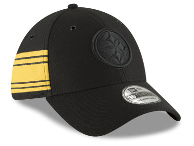 huge discount 94f03 86052 Pittsburgh Steelers New Era 2018 Official NFL Color Rush 39THIRTY Cap