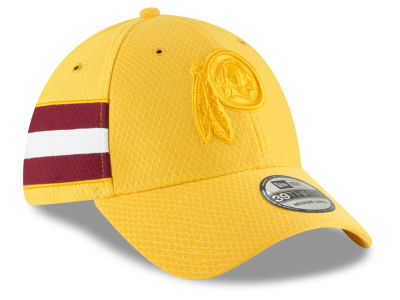 Washington Redskins New Era 2018 Official NFL Color Rush 39THIRTY Cap