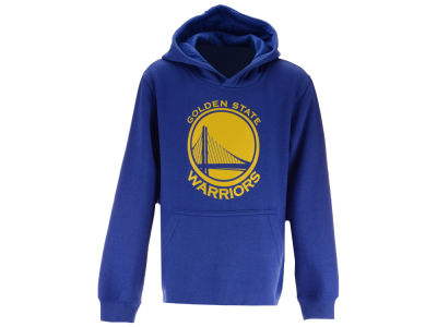Golden State Warriors Nike NBA Youth Primary Logo Hoodie