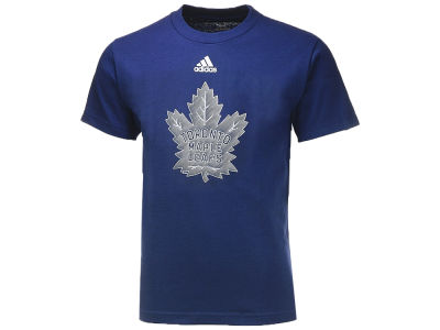 Toronto Maple Leafs adidas NHL Men's Logo Velocity T-Shirt