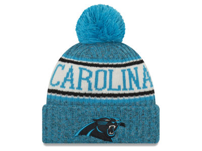 Carolina Panthers New Era 2018 NFL Sport Knit