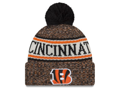 Cincinnati Bengals New Era 2018 NFL Sport Knit