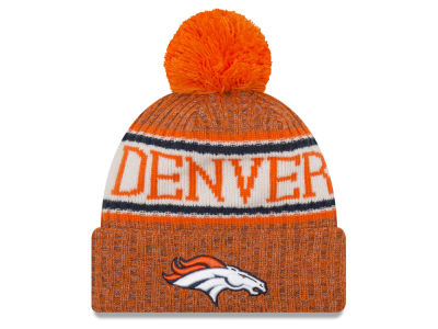 Denver Broncos New Era 2018 NFL Sport Knit