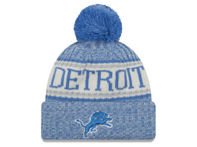 Detroit Lions New Era 2018 NFL Sport Knit