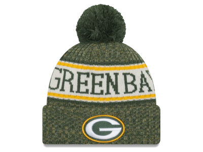 Green Bay Packers New Era 2018 NFL Sport Knit