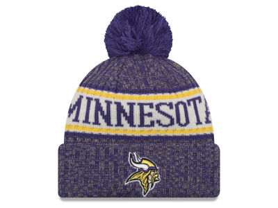 Minnesota Vikings New Era 2018 NFL Sport Knit