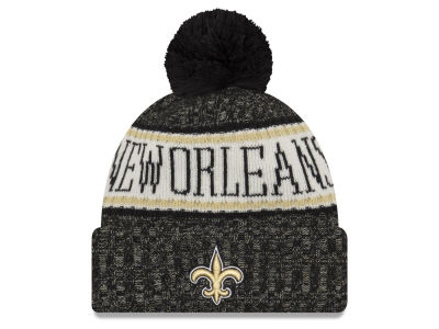 350d6171f New Orleans Saints New Era 2018 NFL Sport Knit