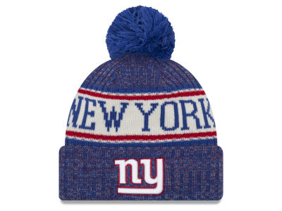 New York Giants New Era 2018 NFL Sport Knit