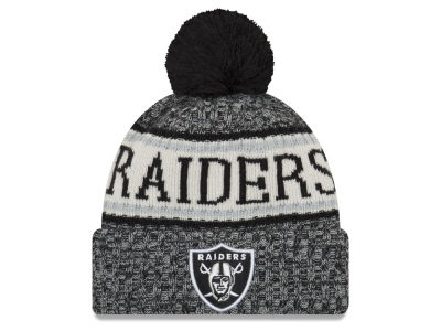 Oakland Raiders New Era 2018 NFL Sport Knit
