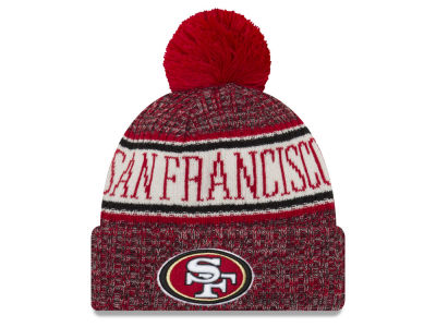 San Francisco 49ers New Era 2018 NFL Sport Knit
