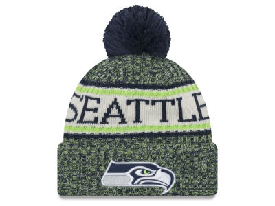 Seattle Seahawks New Era 2018 NFL Sport Knit