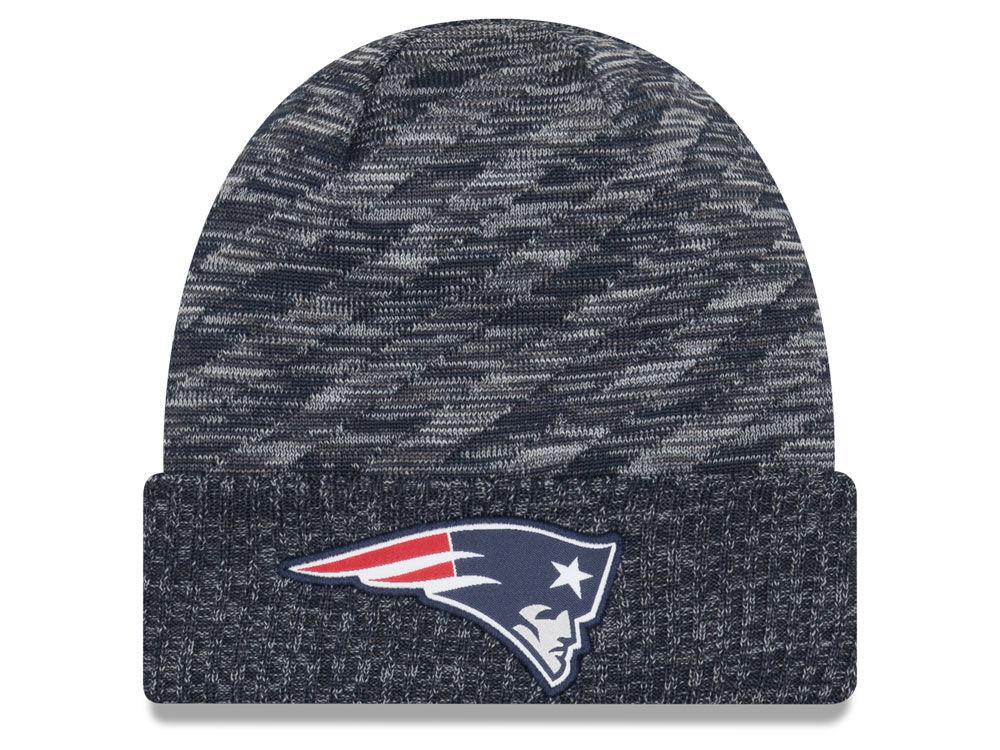 c754b0b98 New England Patriots New Era 2018 NFL TD Knit
