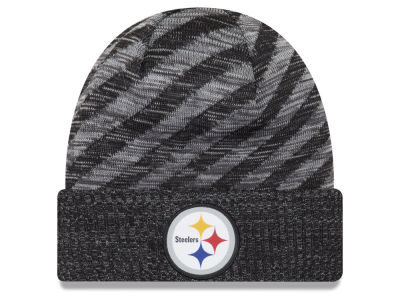 738b2424a Pittsburgh Steelers New Era 2018 NFL TD Knit