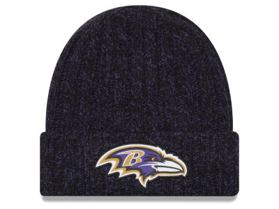 Baltimore Ravens New Era 2018 NFL Women's On-Field Knit