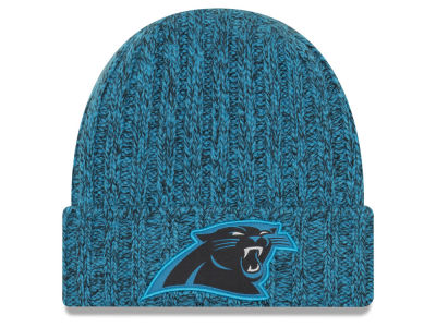Carolina Panthers New Era 2018 NFL Women's On-Field Knit