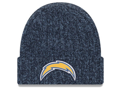 f8e438fa562 Los Angeles Chargers New Era 2018 NFL Women s On-Field Knit