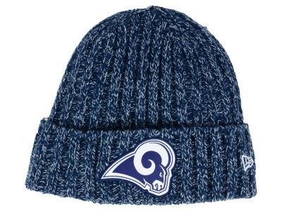 Los Angeles Rams New Era 2018 NFL Women's On-Field Knit