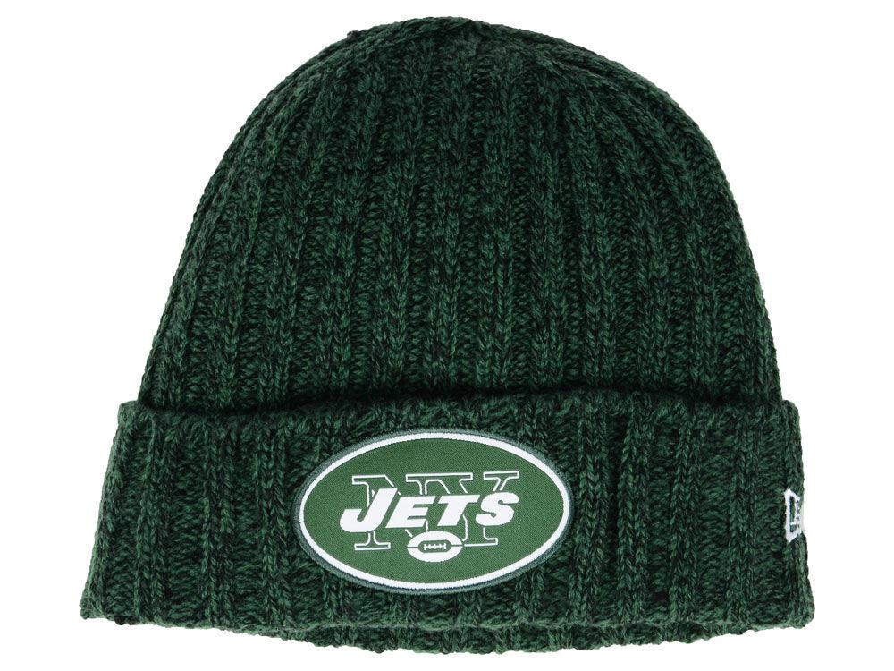 New York Jets New Era 2018 NFL Women s On-Field Knit  ed6babf13c