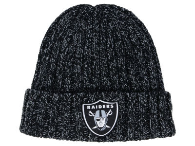 Oakland Raiders New Era 2018 NFL Women's On-Field Knit