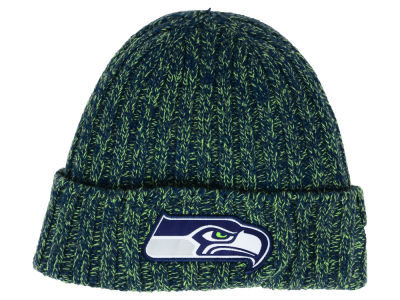 Seattle Seahawks New Era 2018 NFL Women's On-Field Knit