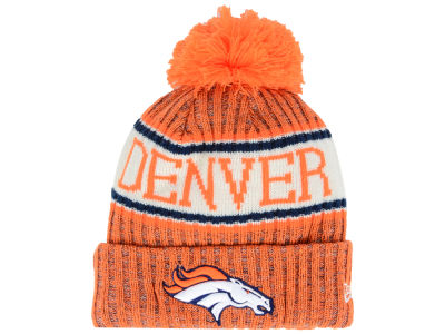 Denver Broncos New Era 2018 NFL Kids Sport Knit