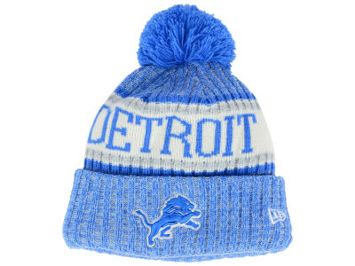 Detroit Lions New Era 2018 NFL Kids Sport Knit 98730282e