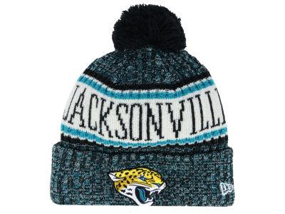 Jacksonville Jaguars New Era 2018 NFL Kids Sport Knit 89af783c4