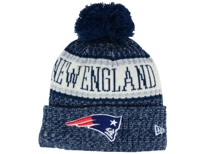 New England Patriots New Era 2018 NFL Kids Sport Knit