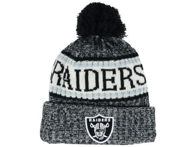 Oakland Raiders New Era 2018 NFL Kids Sport Knit
