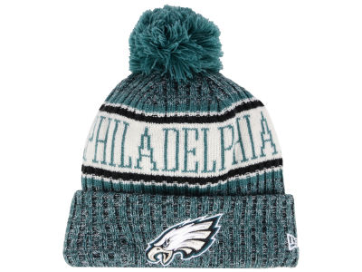 Philadelphia Eagles New Era 2018 NFL Kids Sport Knit