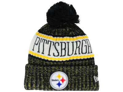 Pittsburgh Steelers New Era 2018 NFL Kids Sport Knit