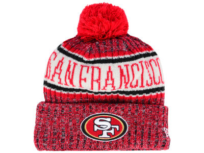 San Francisco 49ers New Era 2018 NFL Kids Sport Knit