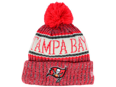 1302d952618 Tampa Bay Buccaneers New Era 2018 NFL Kids Sport Knit