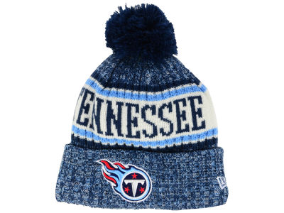 Tennessee Titans New Era 2018 NFL Kids Sport Knit